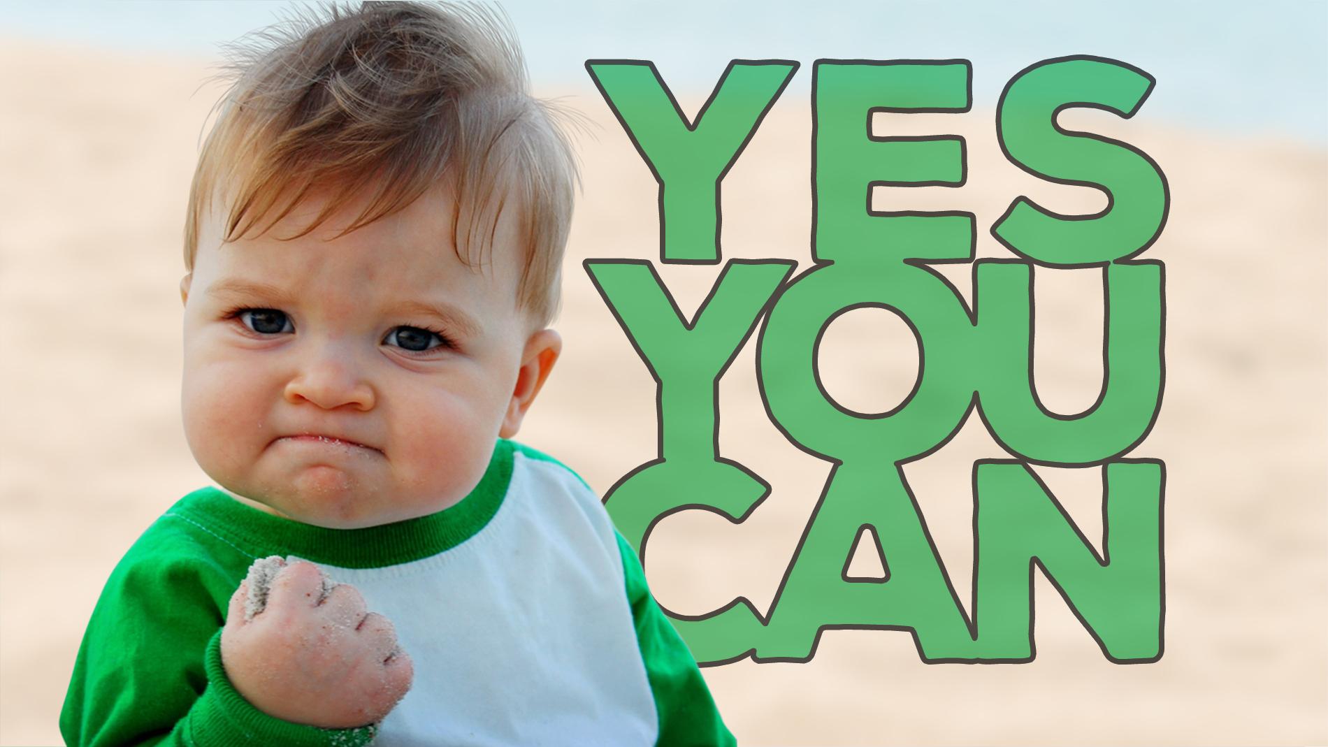 [تصویر:  Yes-You-Can-Slide.jpg]